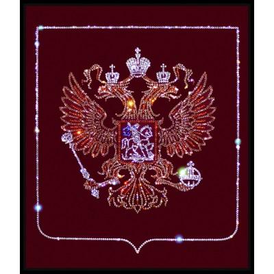 Картина из кристаллов Сваровски