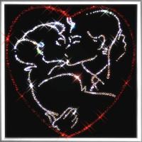 Картины Сваровски Символы Любви