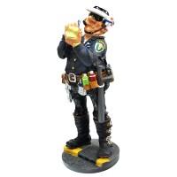 Полицейский малый