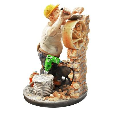 Строитель - каменщик