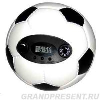 будильник антистресс футбол радио