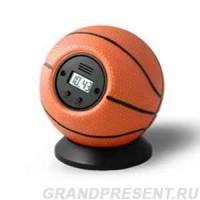 будильник антистресс баскетбол