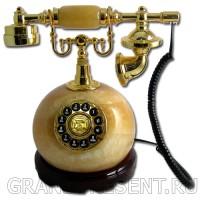 Телефон каменный